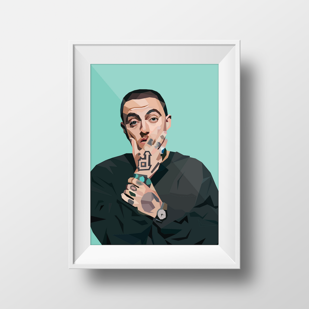 Mac Miller - DG Designs