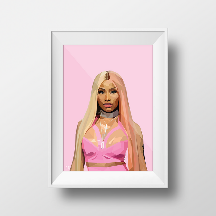 Nicki Minaj - DG Designs