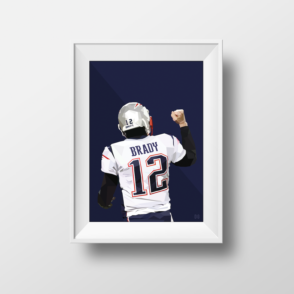 Tom Brady - DG Designs