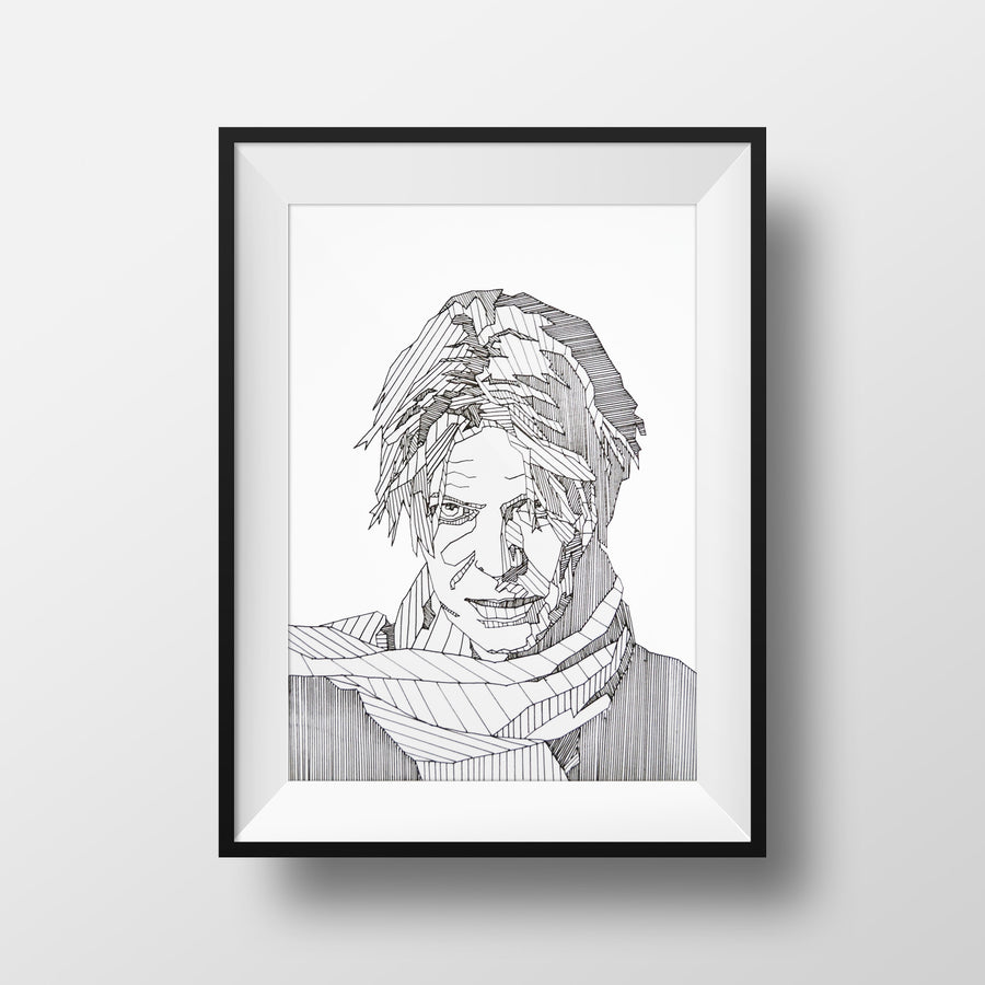 David Bowie - DG Designs