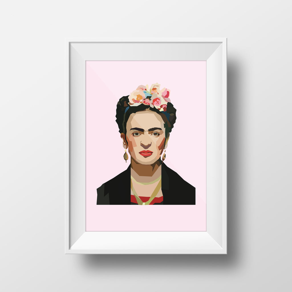 Frida Kahlo - DG Designs