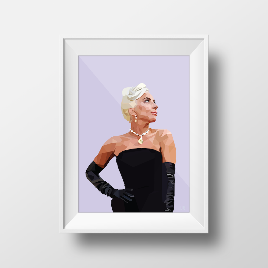 Lady Gaga - DG Designs