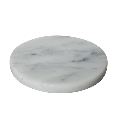 Marble - Round Coasters (Set of 4)
