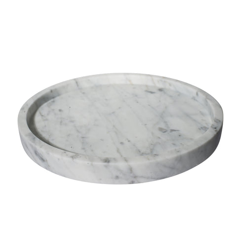 Marble - Round Tray (Large)
