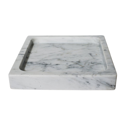 Marble - Square Tray