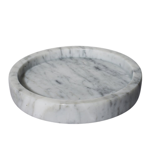 Marble - Round Tray (Small)