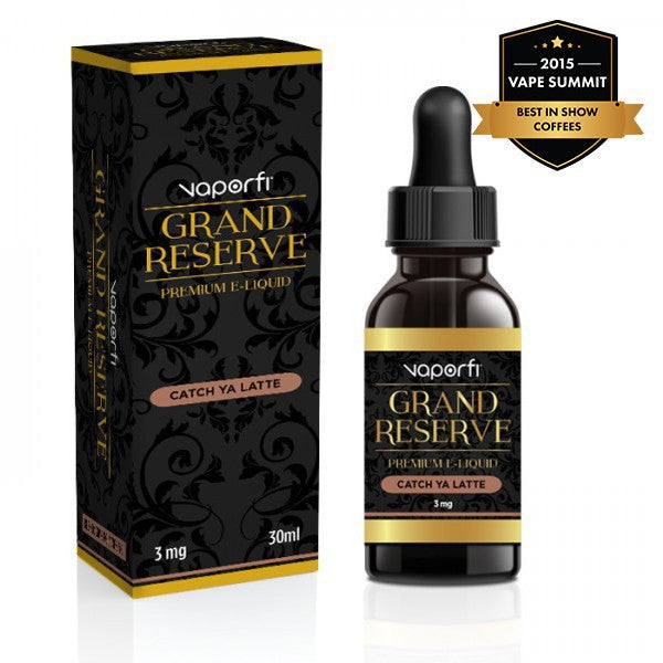 Catch Ya Latte - Grand Reserve (30ML) - Q8Vapor