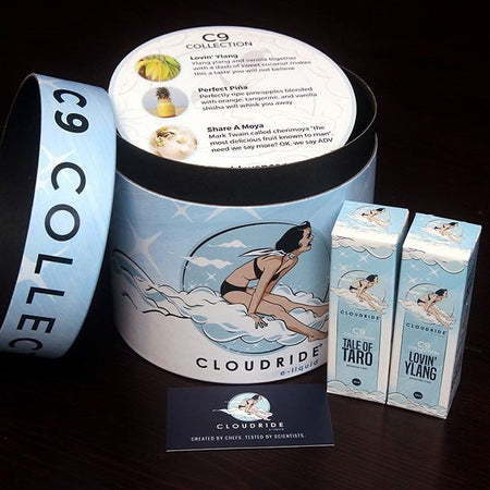C9 Collection Box (180 ML) - Q8Vapor