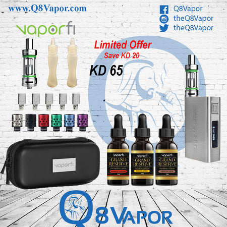 VOX 100 Bundle Deal - Q8Vapor
