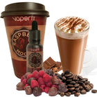 Raspberry Mocha (30ML) - Q8Vapor