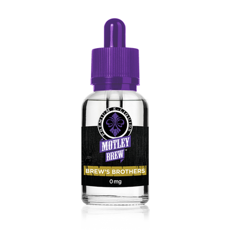 Brew's Brothers (30ML) - Q8Vapor