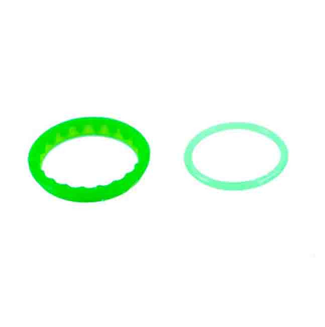 Edge Green O-Rings (2 pack) - Q8Vapor