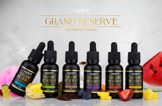 Grand Reserve Bundle Deal (180ML) - Q8Vapor