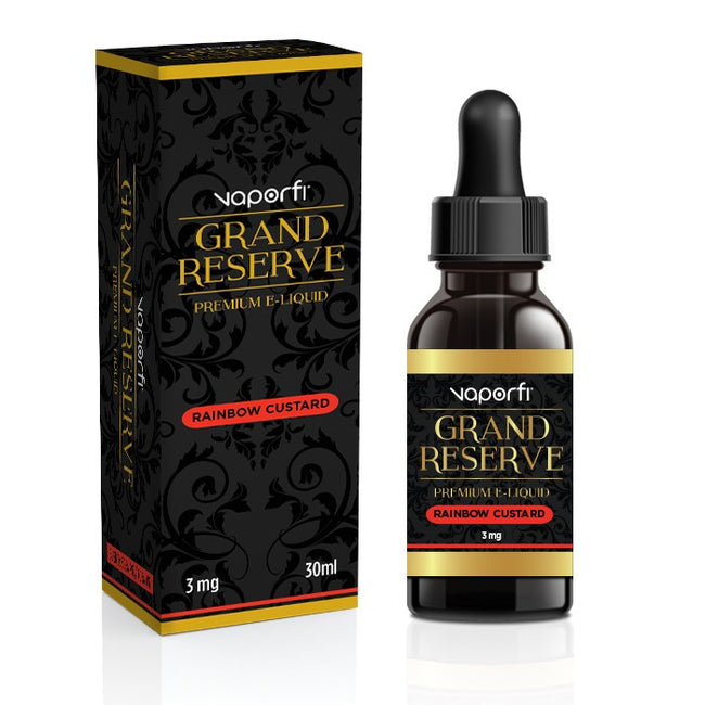 Rainbow Custard - Grand Reserve (30ML) - Q8Vapor