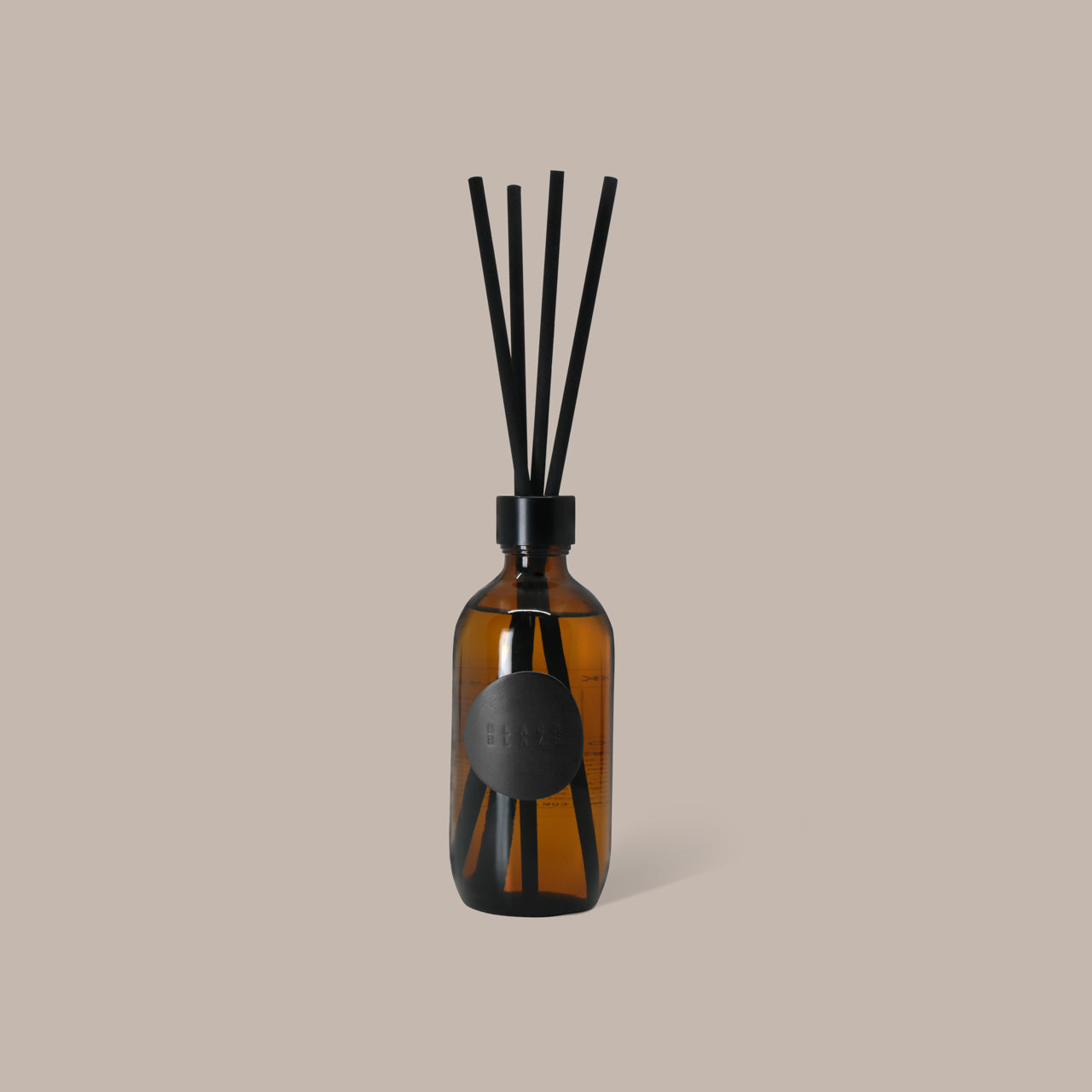 SAUDADE DIFFUSER 200ml, DIFFUSER, BLACK BLAZE, BLACK BLAZE - BLACK BLAZE | Scents of Australia | Natural Home Fragrance Label  | Australia's 1St Wooden Wick Candle
