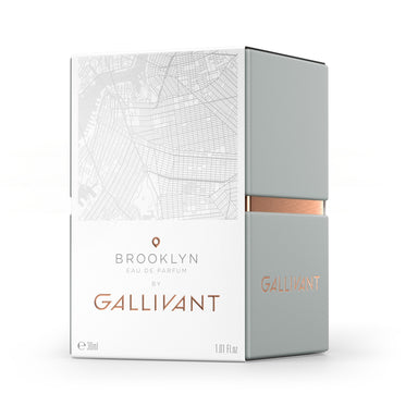Gallivant Eau De Parfum – Brooklyn, PERFUME, Gallivant, BLACK BLAZE - BLACK BLAZE | Scents of Australia | Natural Home Fragrance Label  | Australia's 1St Wooden Wick Candle