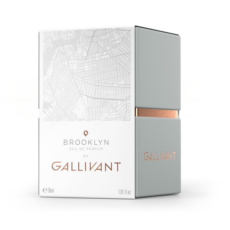 Gallivant Eau De Parfum – Brooklyn