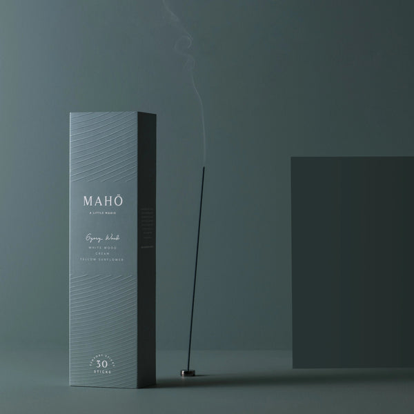 MAHŌ Sensory Sticks - Gypsy Wood, Homeware, MAHŌ, BLACK BLAZE - BLACK BLAZE | Scents of Australia | Natural Home Fragrance Label  | Australia's 1St Wooden Wick Candle