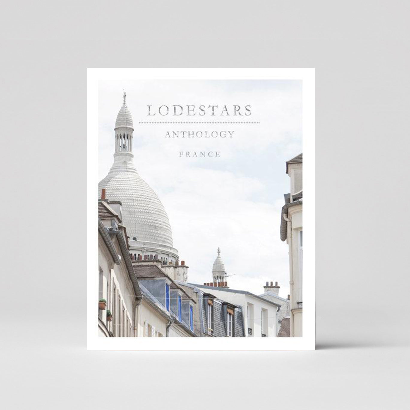 Lodestars Anthology Magazine Issue 9: France