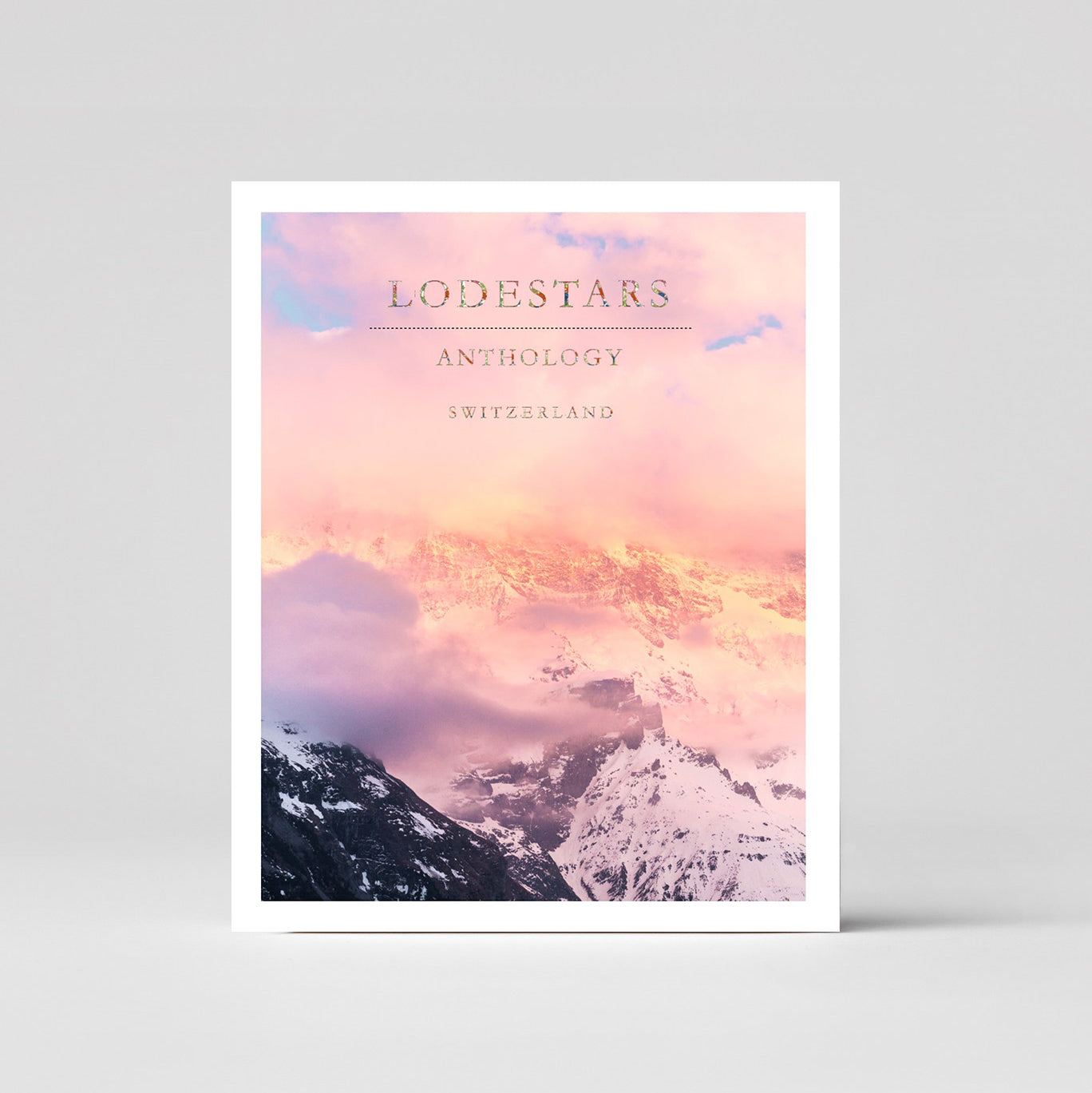 Lodestars Anthology Magazine Issue 12: Switzerland