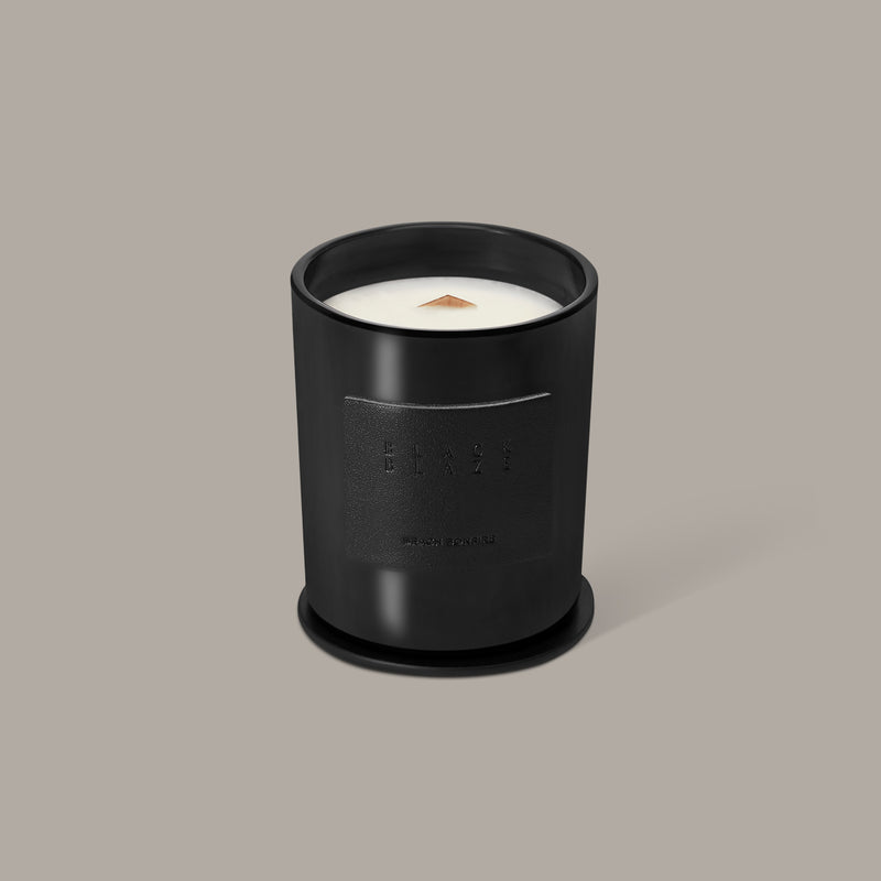 Beach Bonfire Scented Candle