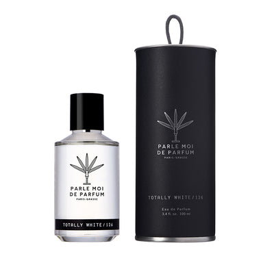 TOTALLY WHITE / 126 - Parle moi de Parfum, PERFUME, Parle moi de Parfum, BLACK BLAZE - BLACK BLAZE | Scents of Australia | Natural Home Fragrance Label  | Australia's 1St Wooden Wick Candle
