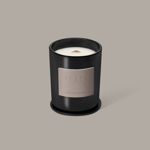 Rainforest Sunlight Scented Candle