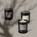 Citrus Valley Scented Candle, THE GREAT OUTDOOR COLLECTION, BLACK BLAZE, BLACK BLAZE - BLACK BLAZE | Scents of Australia | Natural Home Fragrance Label  | Australia's 1St Wooden Wick Candle