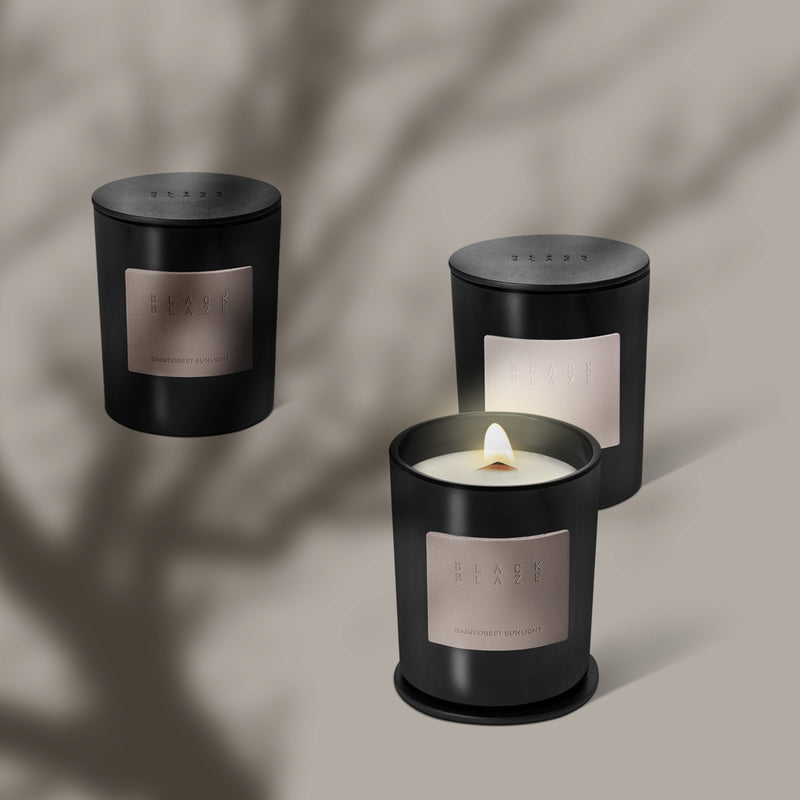 Rainforest Sunlight Home Candle