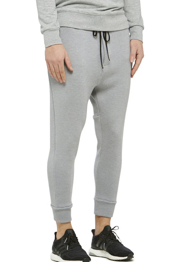 Grey Merino Knit Long Johns