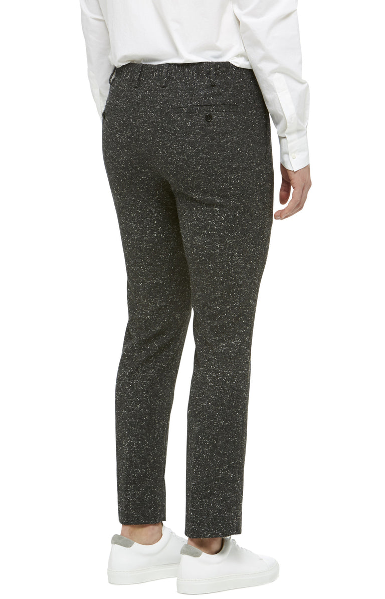 Charcoal Tweed Trouser