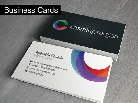 450gsm Matt laminated Business Cards Bulk Buy