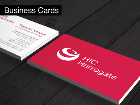 Budget Business Cards 300gsm