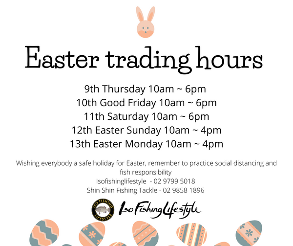 2020 Easter Trading Hours