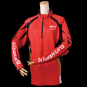 Kizakura Zip Up Shirt Kz-Z1
