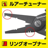 Shimano 6inch Advance Split Ring Plier Type-F CT-541P