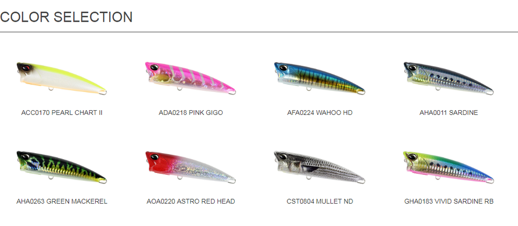 Duo Realis Fang Pop 105