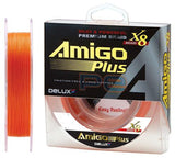 SALE - Delux Amigo Plus PE Braid line 250m