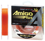 Delux Amigo Plus PE Braid Line 150m