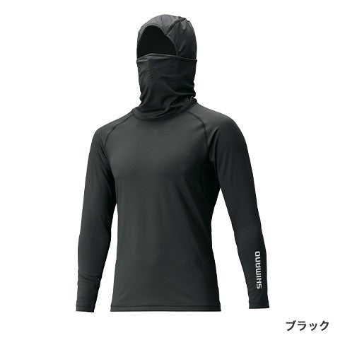 Shimano UV Protective Long Sleeve With Head Cover IN-063T