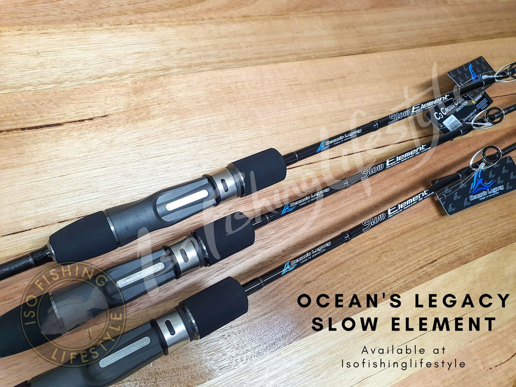Oceans Legacy Slow Element (Overhead)