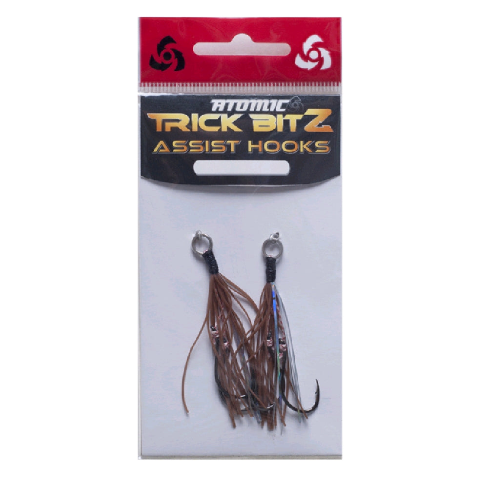 Atomic Trick Bitz Assist Hook Size 8