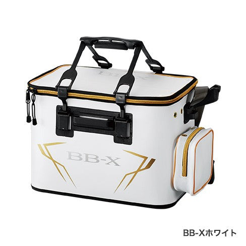 Shimano BB-X White Hard Berley Bucket - BK-122Q