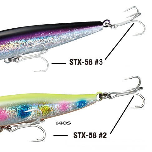 Shimano Coltsniper Rock Slide 120S Pencil Lure