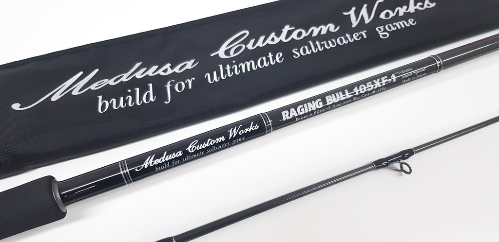 2018 MC Works Raging Bull RB105XF-1 Shore Casting Rod STD