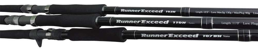 Ripple Fisher Runner Exceed 104H LTD