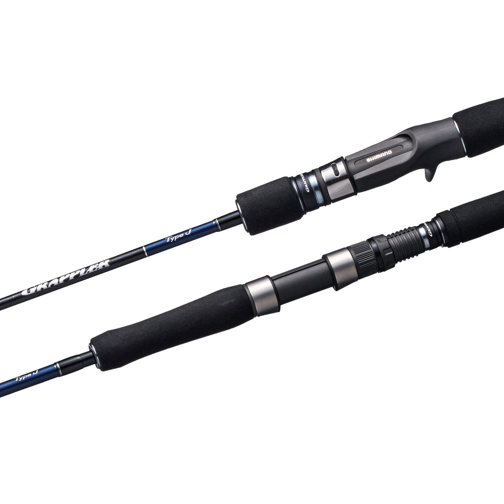 Shimano 2019 Grappler Fishing Rods (Casting)