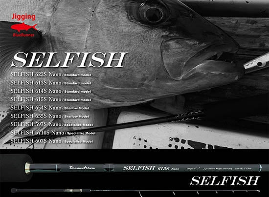 Ripple Fisher Selfish 597S Nano/Vertical Model