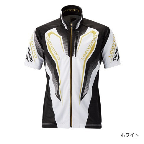 Shimano 2018 Limited Pro Short Sleeve Cool Max Shirt SH-012R