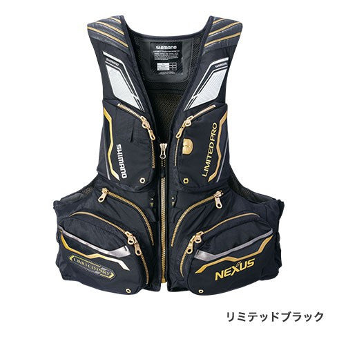 Shimano Nexus Floating Life Vest Limited Pro VF-113Q